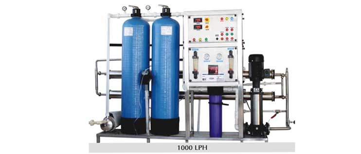 Industrial Ro Systems S V Marketing India Pvt Ltd